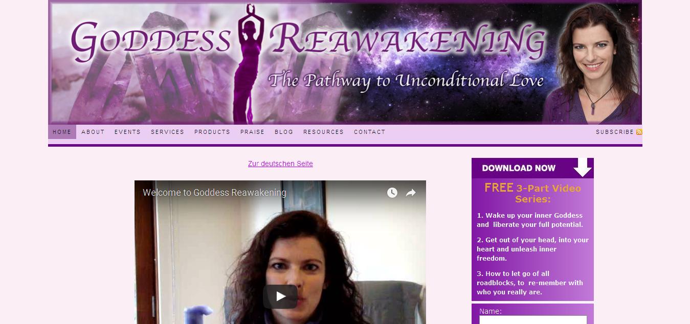 Goddess Reawakening